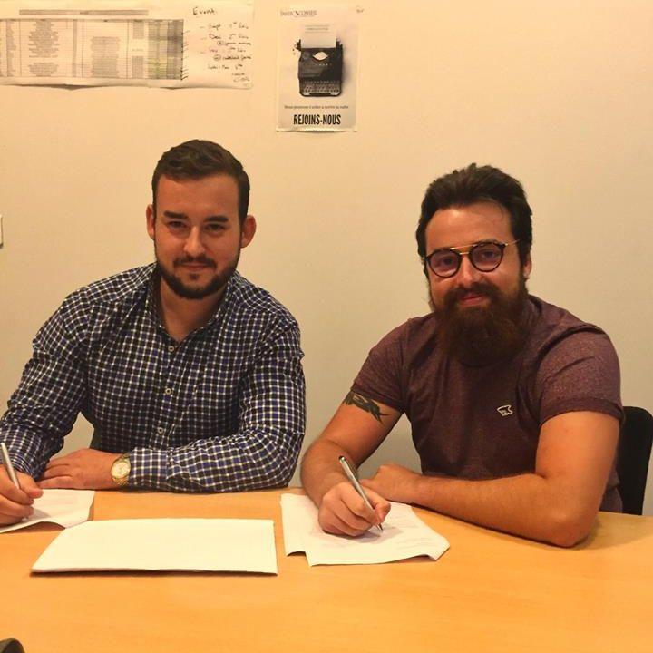 partenariat junior entreprise avec agence thrive