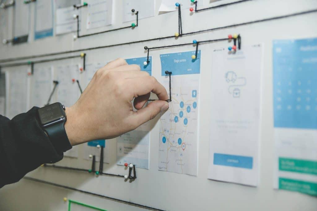 faire un business plan image planification