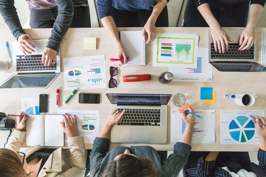 faire un business plan image brainstorming