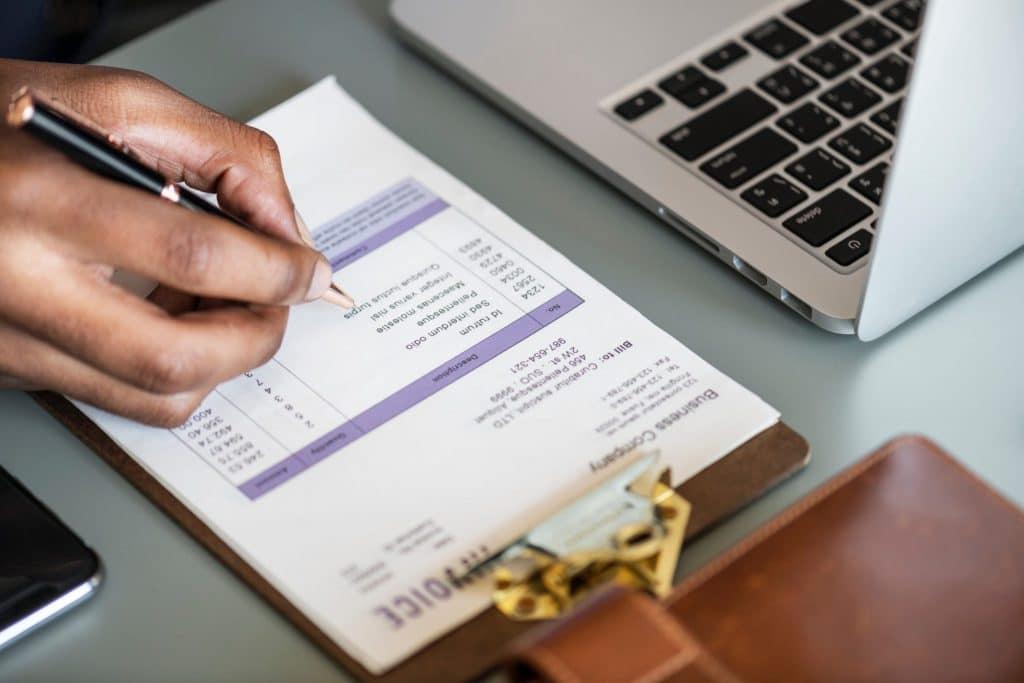 faire un business plan image planification financières
