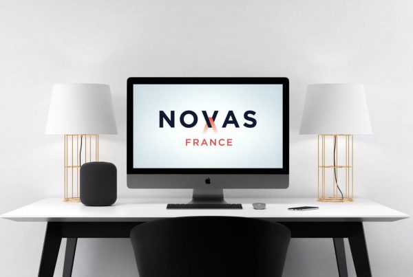 site vitrine novas france