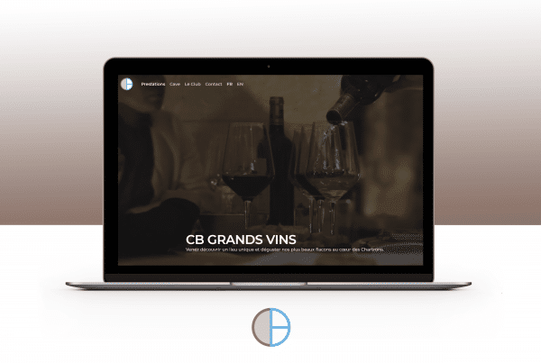 site internet cb grand vins