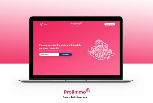 site web projimmo